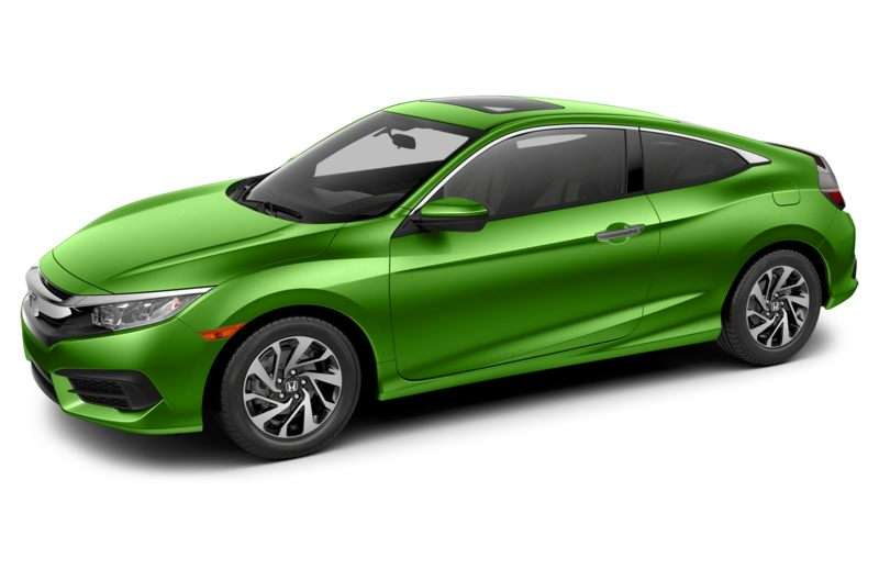 Research the 2017 Honda Civic