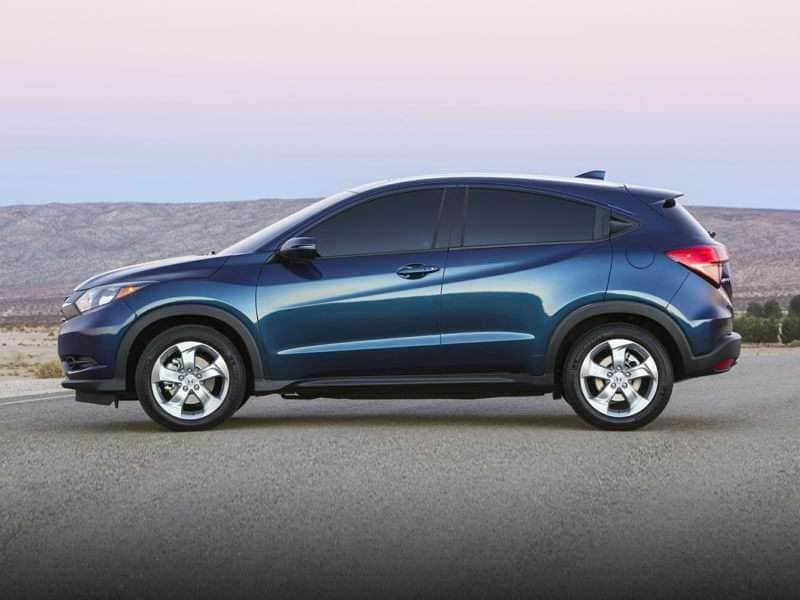 Research the 2017 Honda HR-V