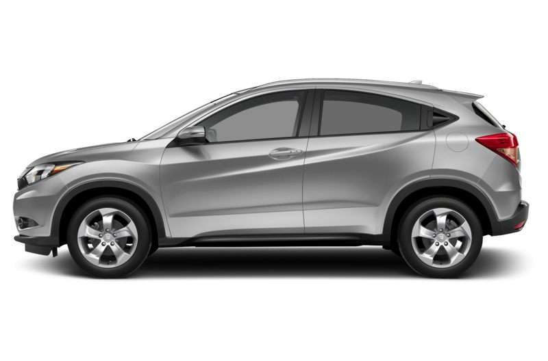Research the 2017 Honda HR-V