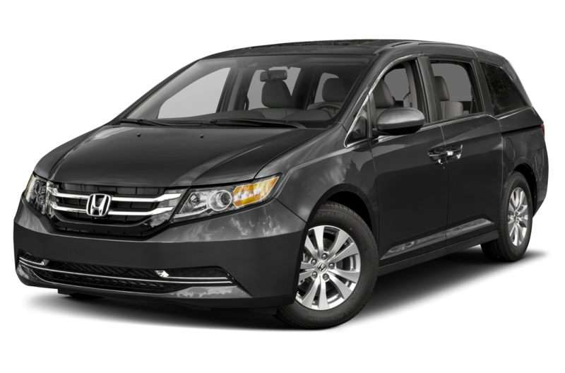 Research the 2017 Honda Odyssey