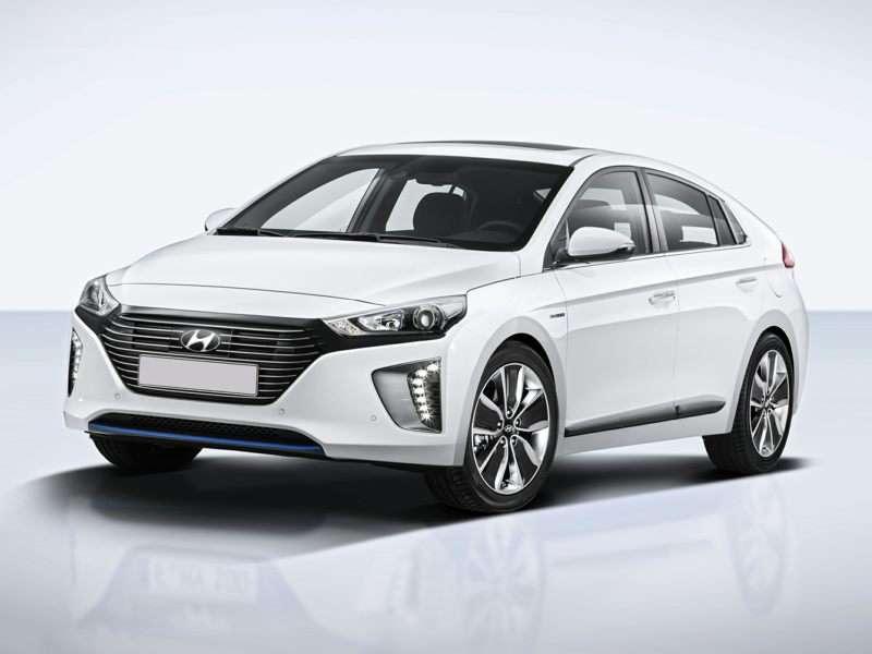 Research the 2017 Hyundai IONIQ Hybrid