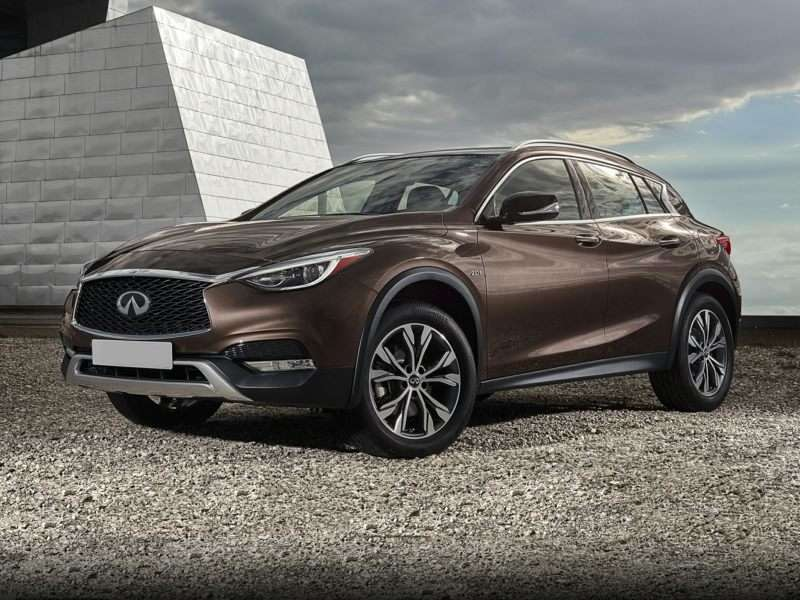 Research the 2017 Infiniti QX30