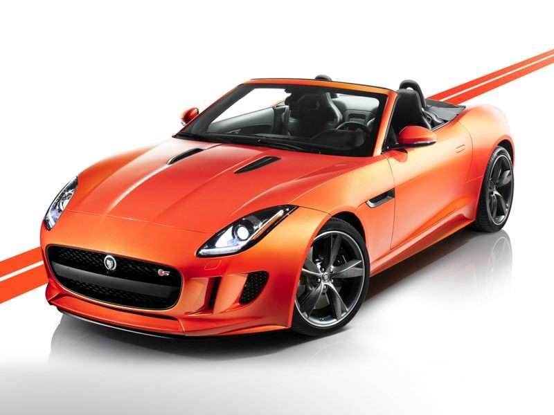 Research the 2017 Jaguar F-TYPE