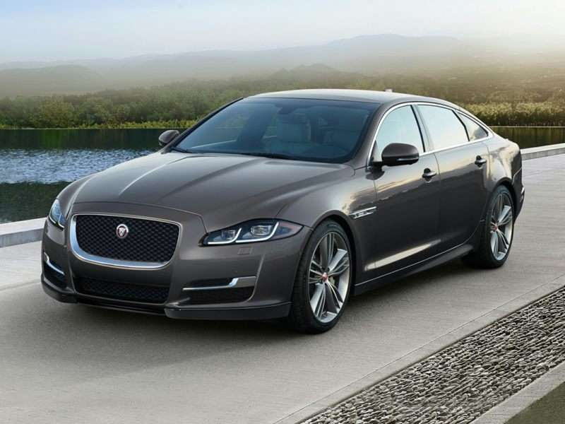 Research the 2017 Jaguar XJ