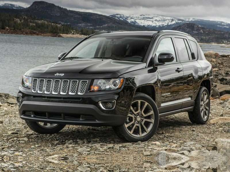 Research the 2017 Jeep Compass