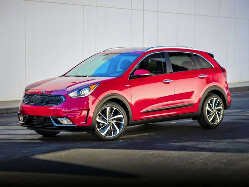 Research the 2017 Kia Niro