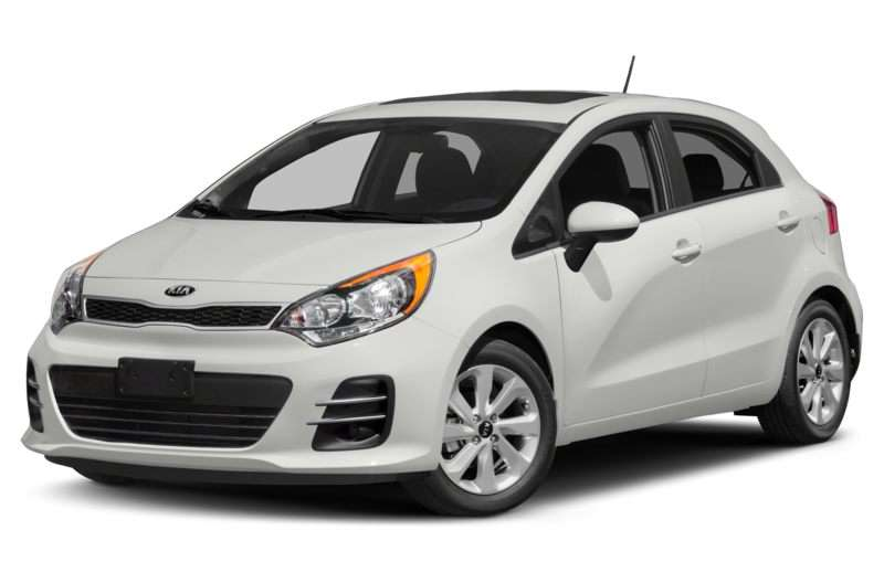 Research the 2017 Kia Rio