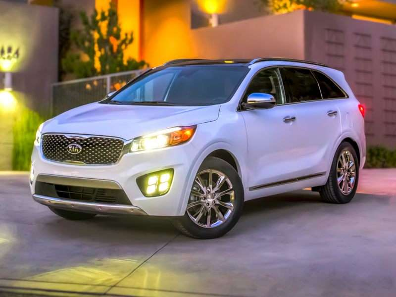 Research the 2017 Kia Sorento