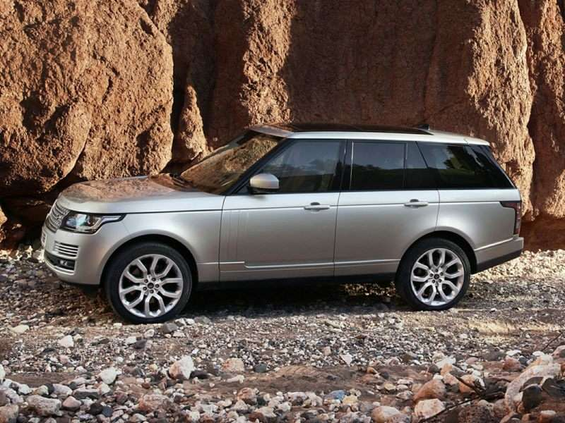 Research the 2017 Land Rover Range Rover
