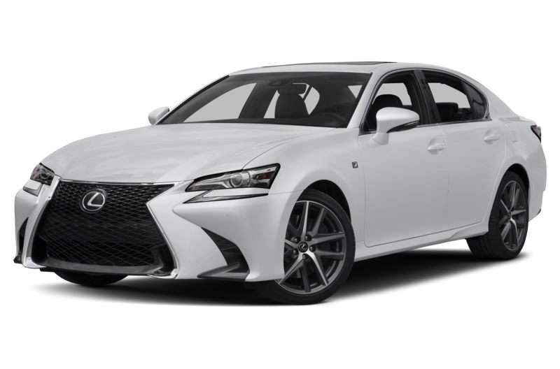 Research the 2017 Lexus GS 350