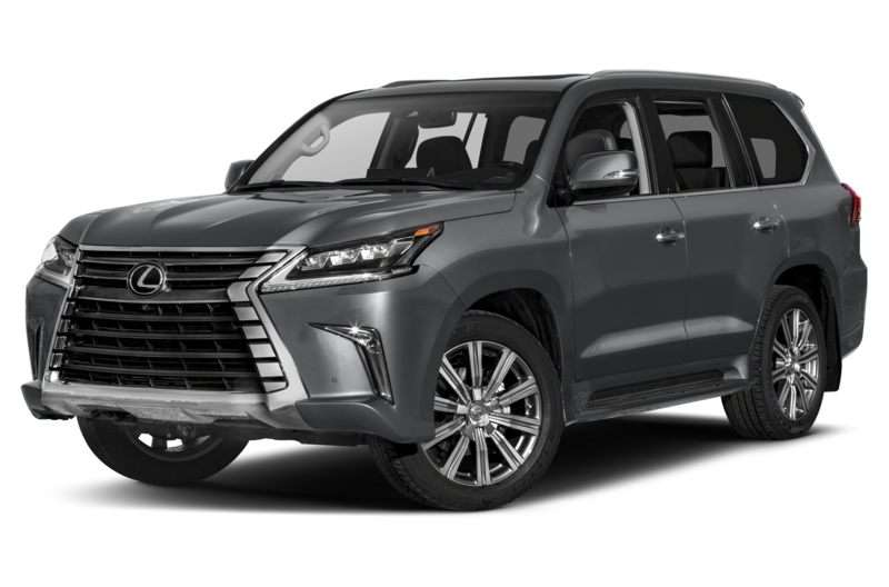 Research the 2017 Lexus LX 570