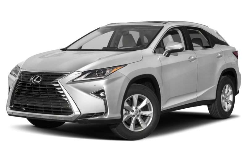 Research the 2017 Lexus RX 350
