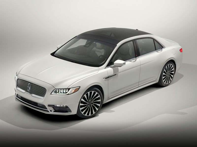 Research the 2017 Lincoln Continental