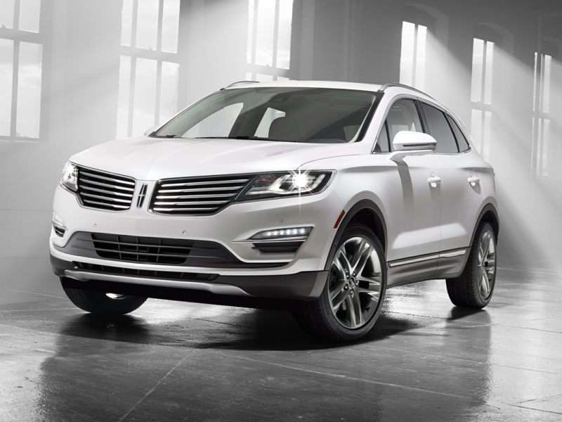 Research the 2017 Lincoln MKC