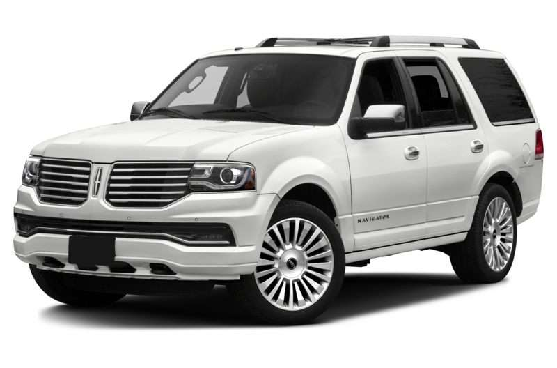 2017 Lincoln Navigator Select 4x2