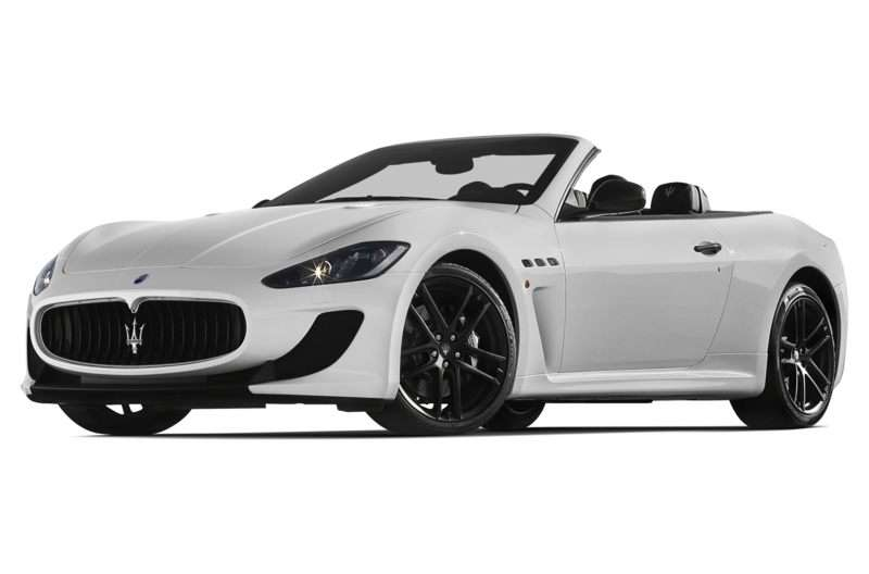 Research the 2017 Maserati GranTurismo