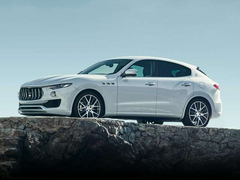 Research the 2017 Maserati Levante