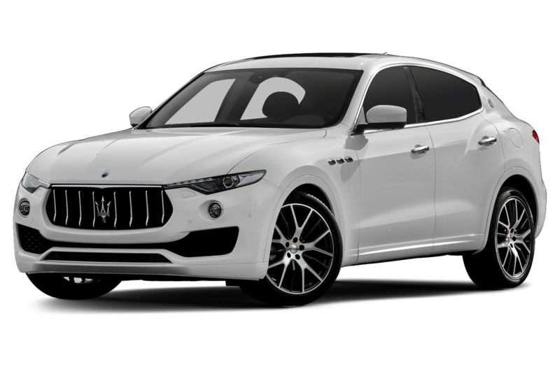 Research the 2017 Maserati Levante