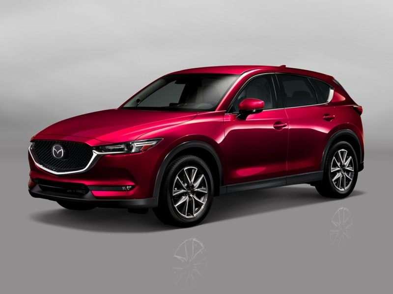 Research the 2017 Mazda CX-5