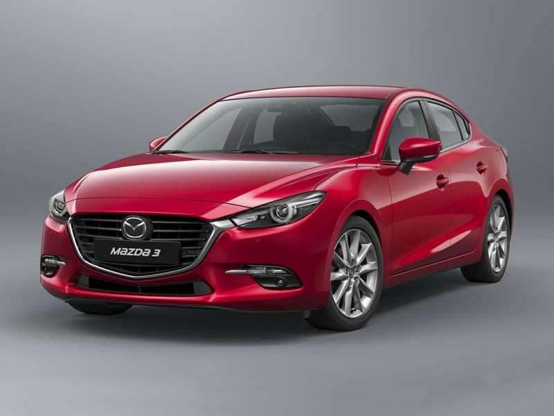 2017 Mazda Mazda3 Touring (A6) Hatchback