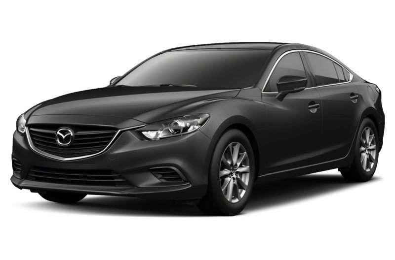 2017 Mazda Mazda6 Sport (A6)