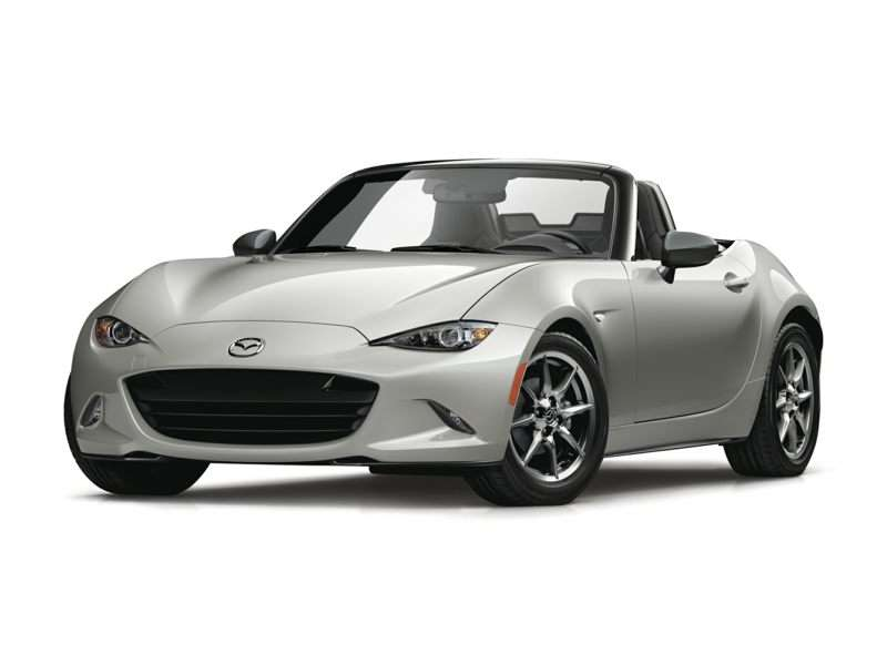 Research the 2017 Mazda MX-5 Miata