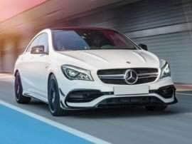 2017 Mercedes-Benz AMG CLA