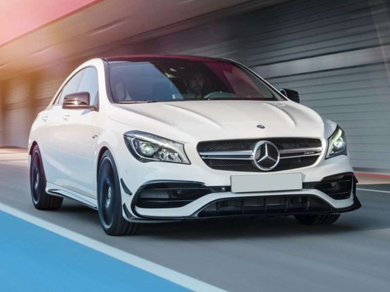 Research the 2017 Mercedes-Benz AMG CLA45