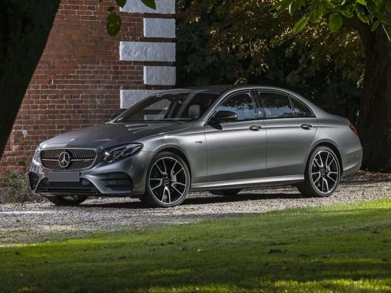 2017 Mercedes-Benz AMG E43 AMG E43 AWD 4MATIC Sedan