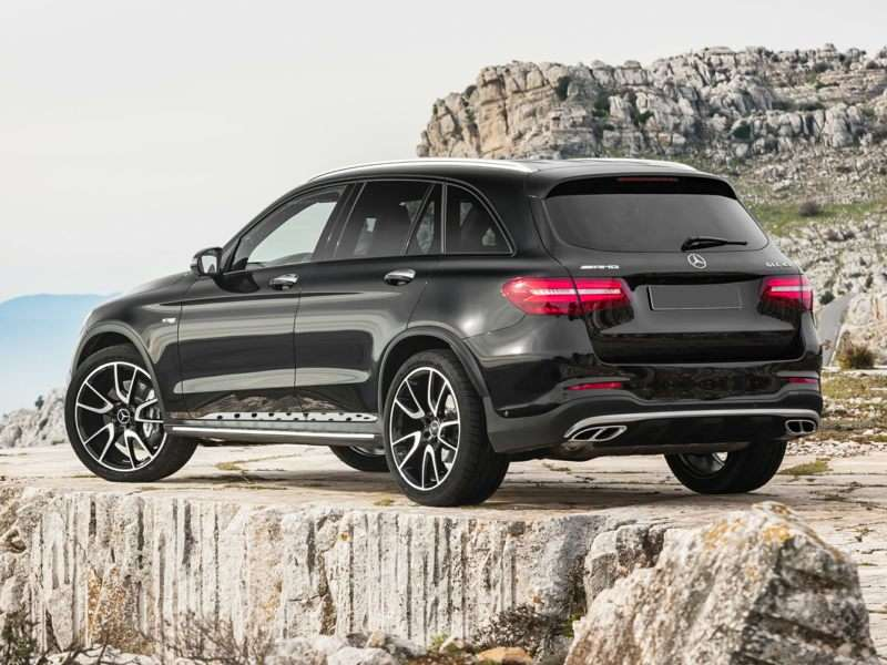 Research the 2017 Mercedes-Benz AMG GLC43