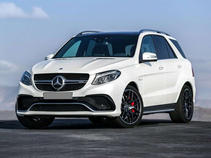 Research the 2017 Mercedes-Benz AMG GLE