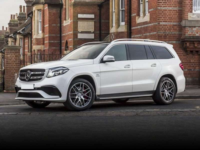 Research the 2017 Mercedes-Benz AMG GLS