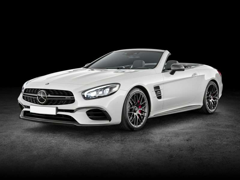 Research the 2017 Mercedes-Benz AMG SL