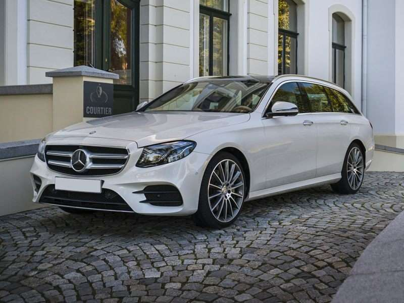 Research the 2017 Mercedes-Benz E-Class
