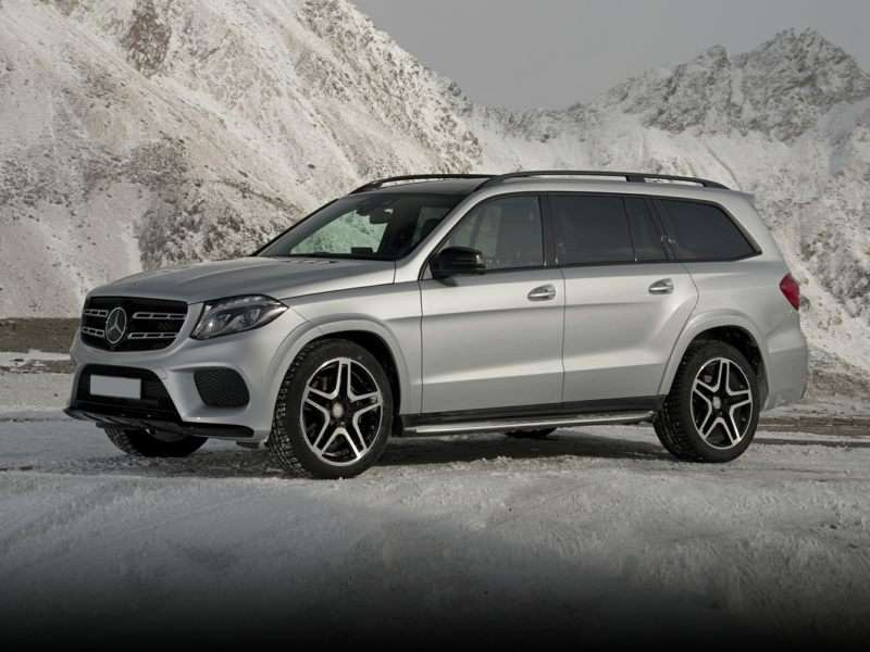 Research the 2017 Mercedes-Benz GLS-Class