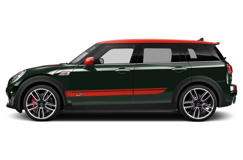 2017 MINI Clubman John Works AWD ALL4