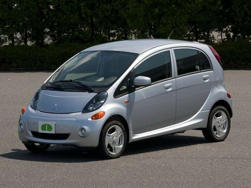 Research the 2017 Mitsubishi i-MiEV