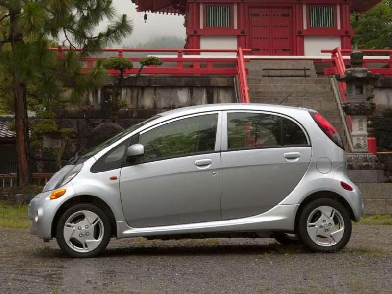 Research the 2017 Mitsubishi i-MiEV