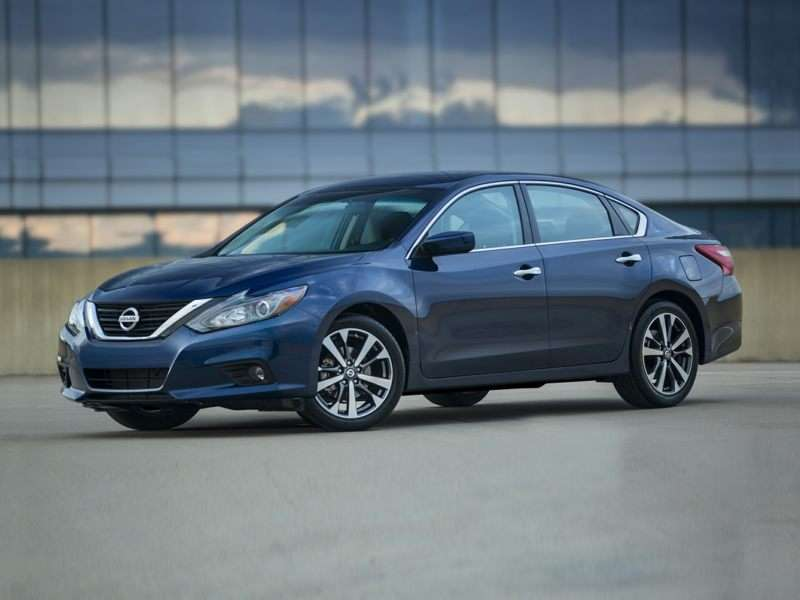 Research the 2017 Nissan Altima