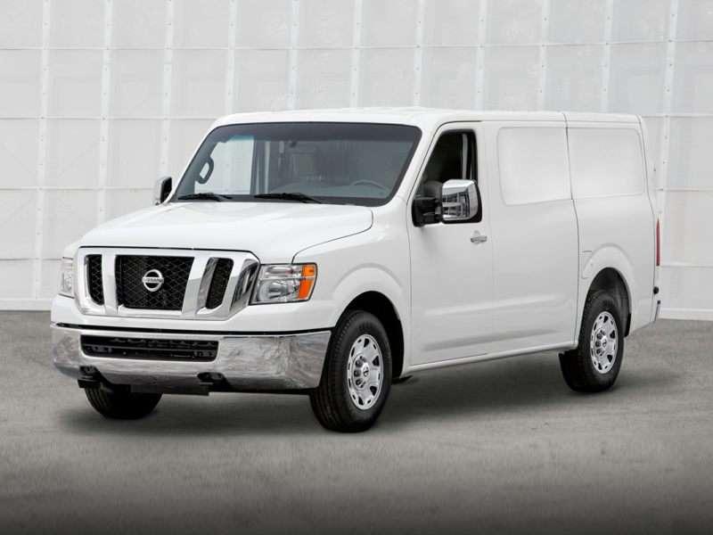 2017 Nissan NV Cargo NV1500