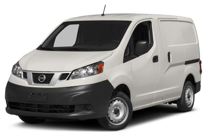 Research the 2017 Nissan NV200