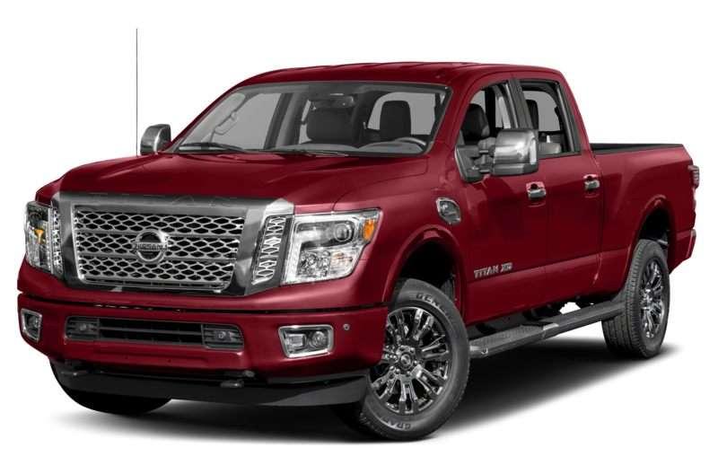 Research the 2017 Nissan Titan XD
