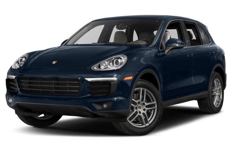 Research the 2017 Porsche Cayenne