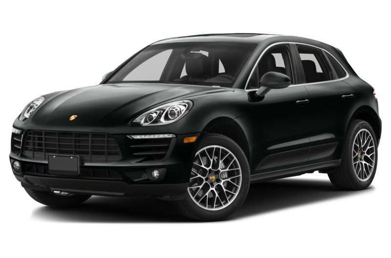 Research the 2017 Porsche Macan