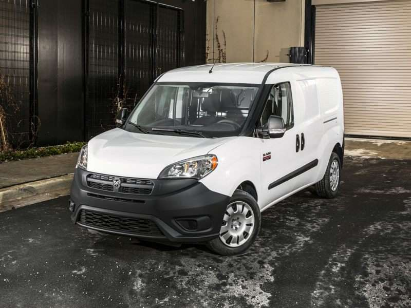 Research the 2017 RAM ProMaster City