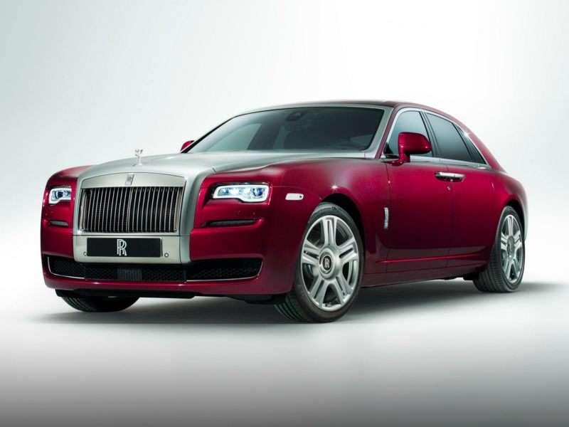 2017 Rolls-Royce