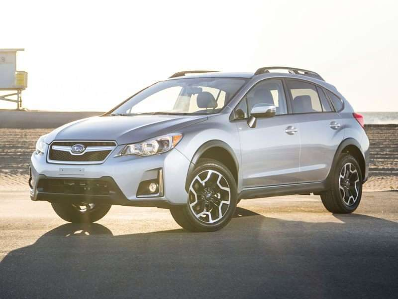 Research the 2017 Subaru Crosstrek