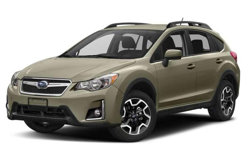 2017 Subaru Crosstrek (M5)