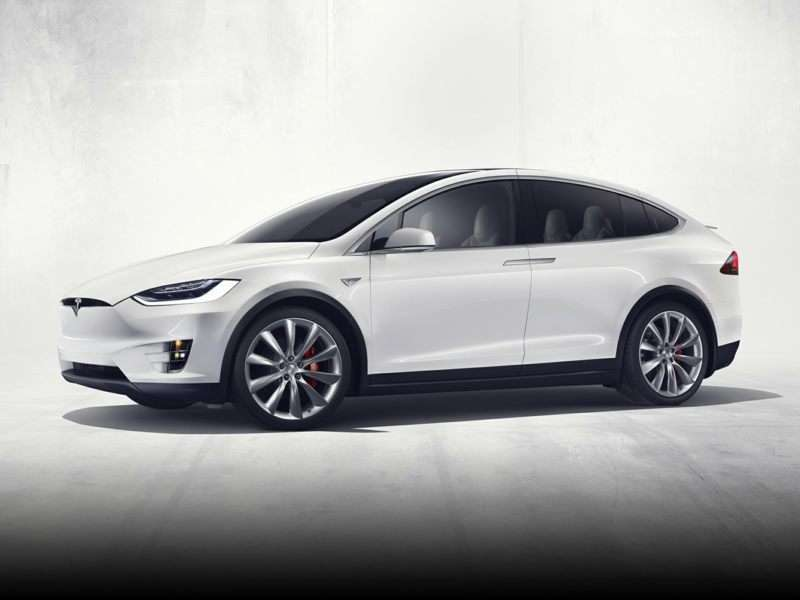 Research the 2017 Tesla Model X