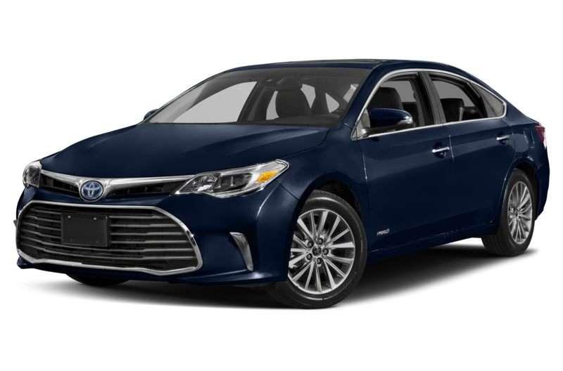 Research the 2017 Toyota Avalon Hybrid